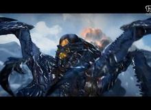 [Clip] Các loại quái vật kỳ dị trong Crisis 2015